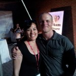 Tim Ferriss at the Spark Centre's Ignite Finale 2013... with yours truly.